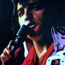 Elvis Presley 2 by Robert Korhonen