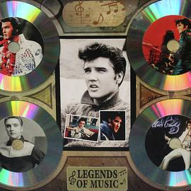 Elvis Presley - Legends of Music