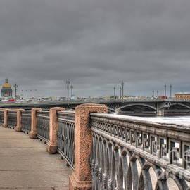 Yury Bashkin -  embankment Petersburg