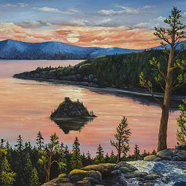 Emerald Bay by Darice Machel McGuire