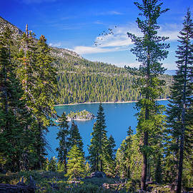 Lynn Bauer - Emerald Bay in Lake Tahoe