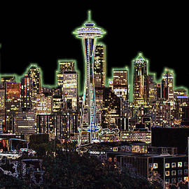 Emerald City by Larry Keahey