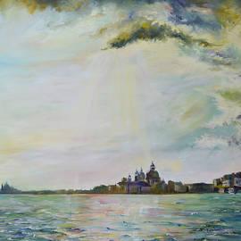 Ksenia VanderHoff - Emerald City Venice