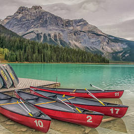 Emerald Lake 2009 01 by Jim Dollar