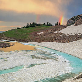 Johnny Adolphson - Emerald Lake Rainbow