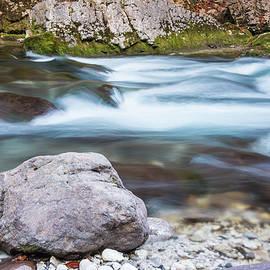 Nicola Simeoni - Emerald water. Slizza gorge. Tarvisio