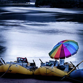 Eminence Camp Umbrella  by Britt Runyon