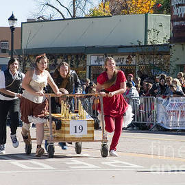 Emma Crawford Coffin Races In Manitou Springs Colorado #19 by Steve Krull