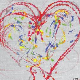 Marian Palucci-Lonzetta - Emotions of The Heart