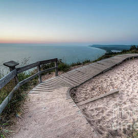 Empire Bluff After Sunset - Twenty Two North Photography