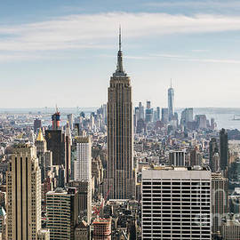 Matteo Colombo - Empire State building and Manhattan skyline, New York city, USA