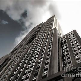 Luther Fine Art - Empire State - Vertigo in Reverse2