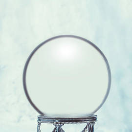 Empty Winter Snow Globe - Amanda Elwell