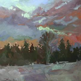 Winter's Last Flame by Betty Jean Billups