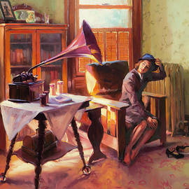 Steve Henderson - Ending the Day on a Good Note