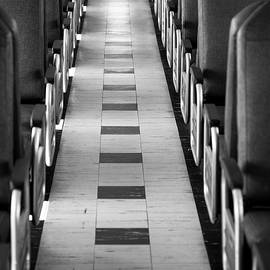 Endless Aisle by Karol Livote