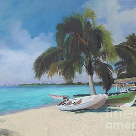 Endless Summer by Marcel Quesnel
