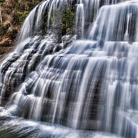 Lower Falls #4 by Stephen Stookey