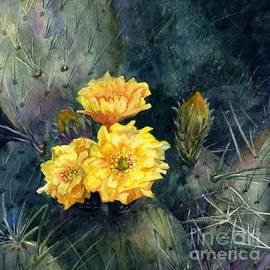 Marilyn Smith - Engelmann Prickly Pear Cactus