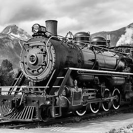 Engine 73 by Dawn Currie