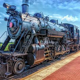 Engine Number 90 by George Moore