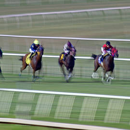 Betsy Knapp - Engineering the Winning Horse