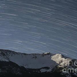 Benjamin Reed - Englemann Peak Stars