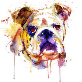 Marian Voicu - English Bulldog Head
