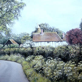 Rosemary Colyer - English Country Lane