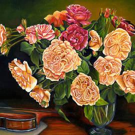 English Roses by Anna Festa
