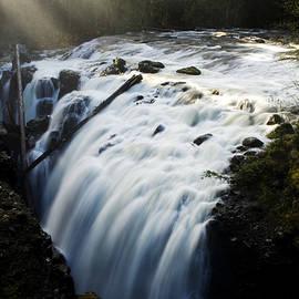 Englishman Falls by Bob Christopher