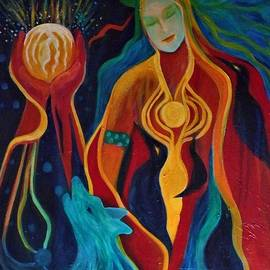 Enlightenment by Carolyn LeGrand