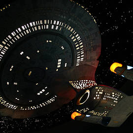 Enterprise by Kristin Elmquist