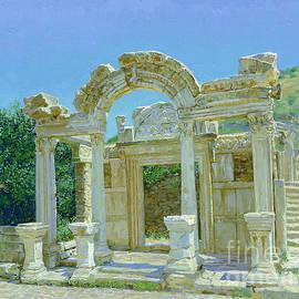 Ephesus. Ruins by Simon Kozhin