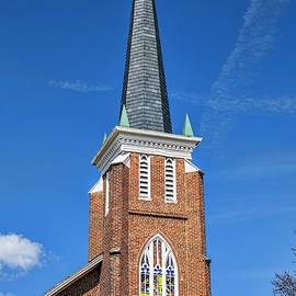 William Sturgell - Episcopal Church Steeple