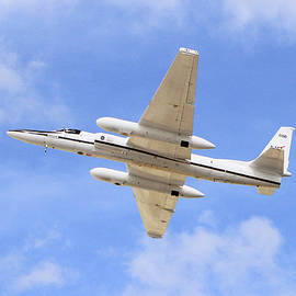 ER-2 in the Sky by Shoal Hollingsworth