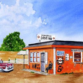 Ericksons Drive Inn by Rich Stedman