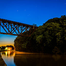 Erie Twilight by Chris Bordeleau