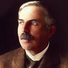 Ernest Rutherford, Famous Scientist - John Springfield