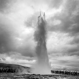 Yves Gagnon - Erupting Geyser