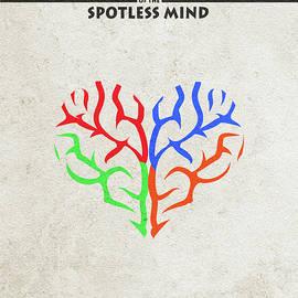 Ayse Deniz - Eternal Sunshine of the Spotless Mind - Alternative and Minimalist Poster