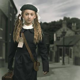Evacuee - Amanda Elwell