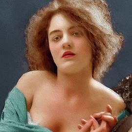 Evelyn Nesbit, Vintage Actress - John Springfield