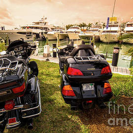 Rene Triay Photography - Even the Hawgs Enjoy Boat Shows