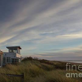 Evening at Snettisham Beach - John Edwards