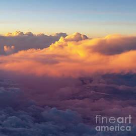 Evening Clouds Iv by Brian Jannsen