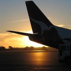 Nancy Pauling - Evening Departure