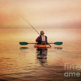 Margaret Koc - Evening Fishing