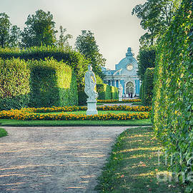 Evening In Classic Park by Ariadna De Raadt