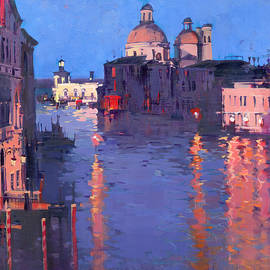 Vitaly Varyakin - Evening in Venice